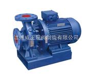 离心泵生产厂家:ISW型卧式管道离心泵