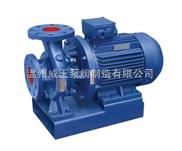 离心泵生产厂家:ISWR卧式单级单吸热水泵