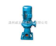 LW型直立式无堵塞排污泵生产厂家,价格,结构图