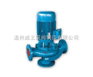 ISGB型便拆立式管道离心泵厂家专业生产提供