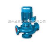 ISGB型便拆立式管道离心泵厂家