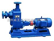 ZW型自吸式无堵塞排污泵生产厂家,价格