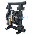 QBY型工程塑料氣動隔膜泵生產廠家,價格,結構圖