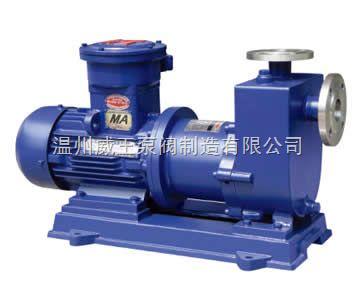 ZCQ型自不銹鋼自吸式磁力泵生產廠家