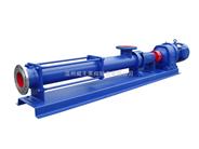 G型单螺杆泵生产厂家,价格,结构图