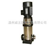 QDLF系列輕型不銹鋼立式多級管道泵生產廠家,價格,結構圖