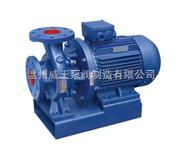 ISW型臥式管道泵生產廠家,價格,結構圖