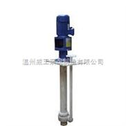 FYS型耐腐蚀氟塑料液下泵 生产厂家,价格,结构图