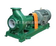 IHF型氟塑料化工泵生产厂家,价格,结构图