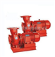 XBD-W卧式单级单吸消防喷淋泵