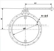 STF-I圓形手動風量調節閥-擒工冶金閥門