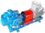 SM中高压三螺杆泵  轻重质燃油输送泵 点火油泵