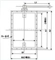 专业生产/供应手动风量调节阀(矩形)——擒工冶金阀门