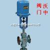 电子式三通电动调节阀,电动三通调节阀,电动调节阀