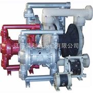 QBY、QBK气动隔膜泵