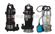 潜水电泵,QDX1.5-16-0.37小型潜水泵,QDX3-20-0.55单相潜水泵