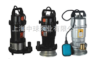QDX-潛水電泵,QDX1.5-16-0.37小型潛水泵,QDX3-20-0.55單相潛水泵