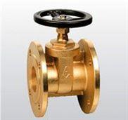 106黃銅法蘭閘閥Z45W-16T