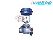 QZJHM-16W型气动波纹管密封套筒调节阀