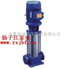 多级泵厂家:GDL型立式多级管道泵