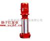 消防泵厂家:XBD-(I)立式多级管道消防泵
