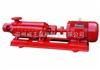 多级管道消防泵XBD-W型卧式多级消防水泵消防稳压泵