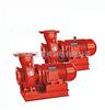XBD-W臥式單級單吸消防噴淋泵